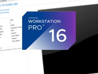 VMware Workstation 16, News and Download