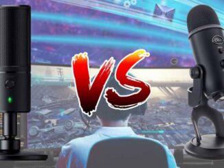 Razer Seiren vs Blue Yeti Microphones