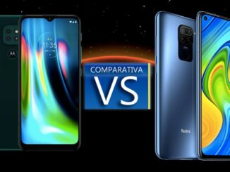 Comparison Between Moto G9 Play and Redmi Note 9