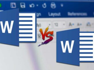 Compare and Merge Two Word Documents on Windows