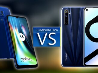 Comparison Between Moto G9 Play and Realme 6i