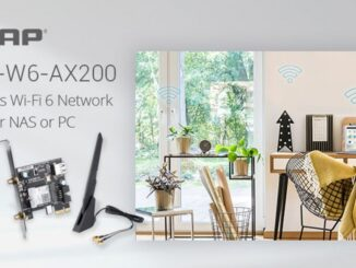 QNAP QXP-W6-AX200: Features of This AX3000 Wi-Fi Card