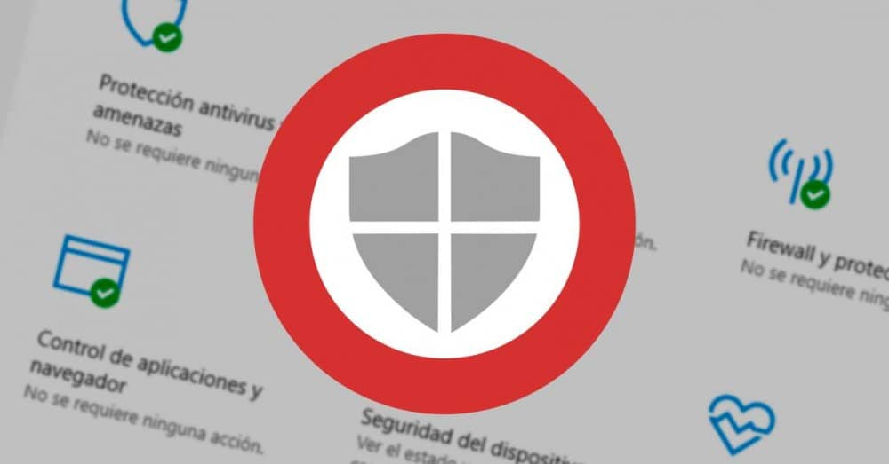 Inaktivera Windows Defender