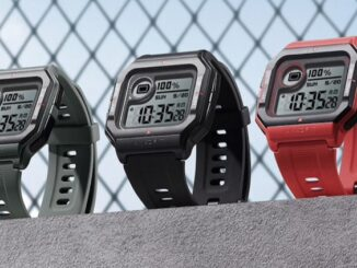 "Amazfit Neo: the New Smartwatch ""Casio Style"""