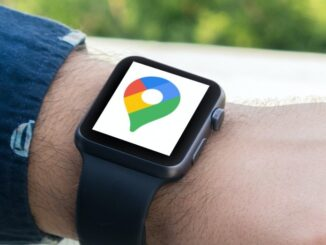 Google Maps App on Apple Watch is Now Official