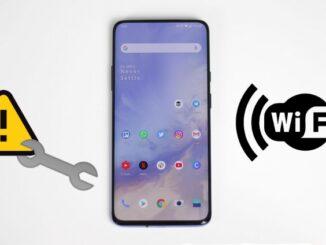 Fix WiFi Problems on OnePlus Mobiles