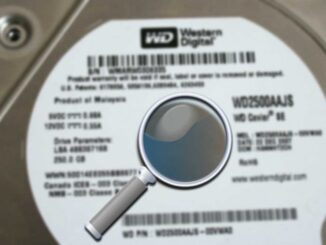 Programs to View the Serial Number of Hard Drives