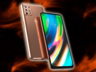 Moto G9 Plus Are Official