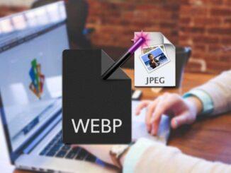 Convert WebP to JPG or PNG