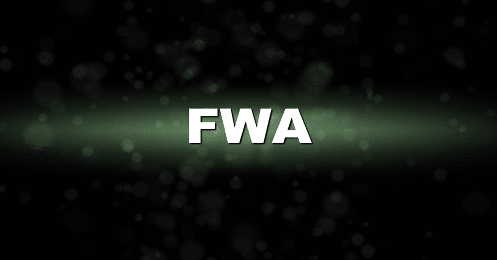 What is FWA