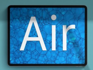 Possible Features of the iPad Air 4