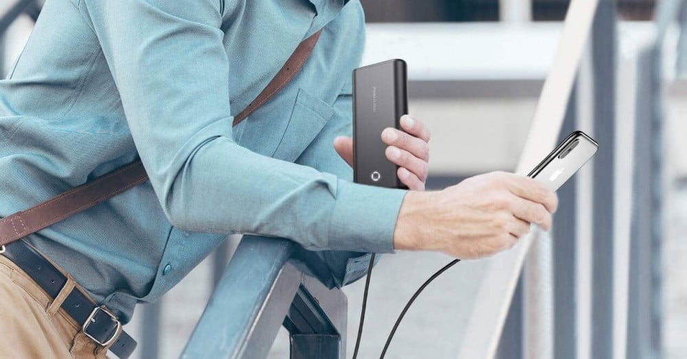 Best External Batteries with a 20,000 mAh Charge