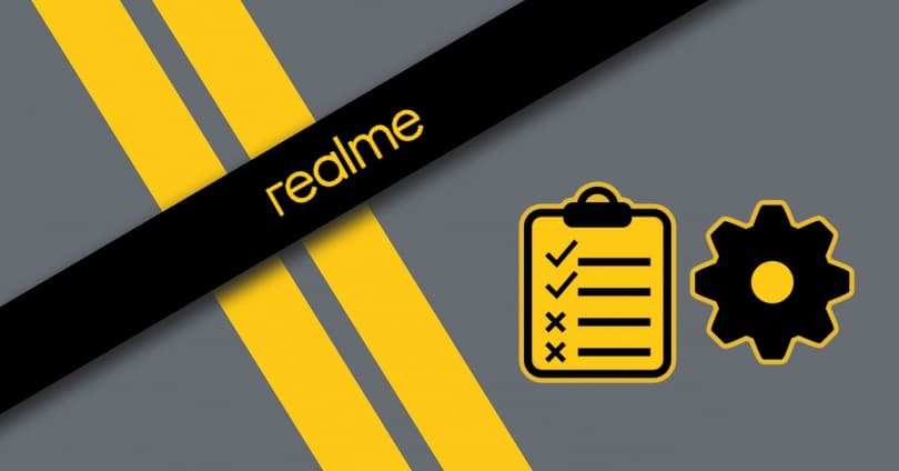 Check the Components in Realme Mobiles