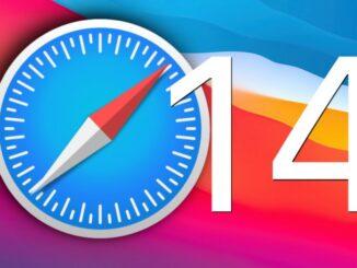 Safari 14: Release and News