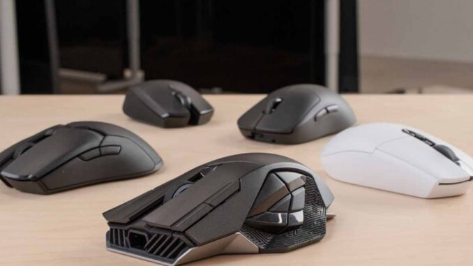 Buying Guide: Wireless Gaming Mouse