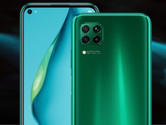 Huawei P40 Lite: New Update that Includes Petal Search