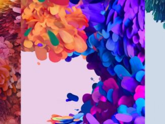 Samsung Galaxy S20 Fan Edition: Official Wallpapers Available