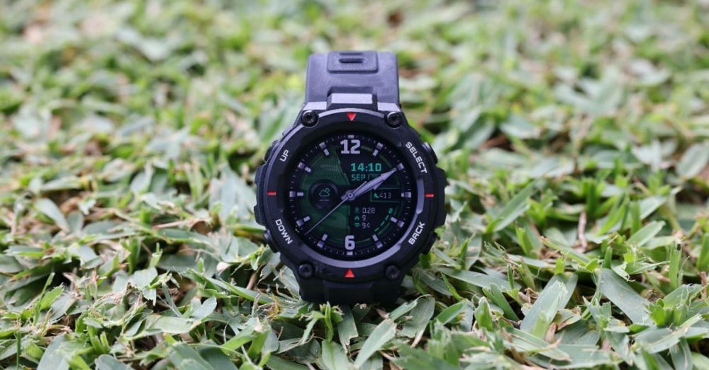 Amazfit T-Rex: Analysis, Test and Opinion
