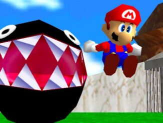 Super Mario 64 for Android