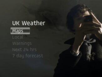 User Interface Design: Film and TV