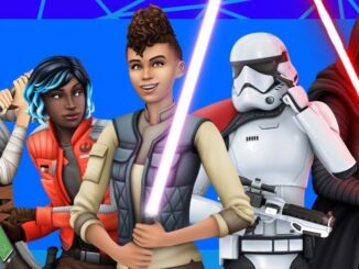The Sims 4: Journey to Batuu