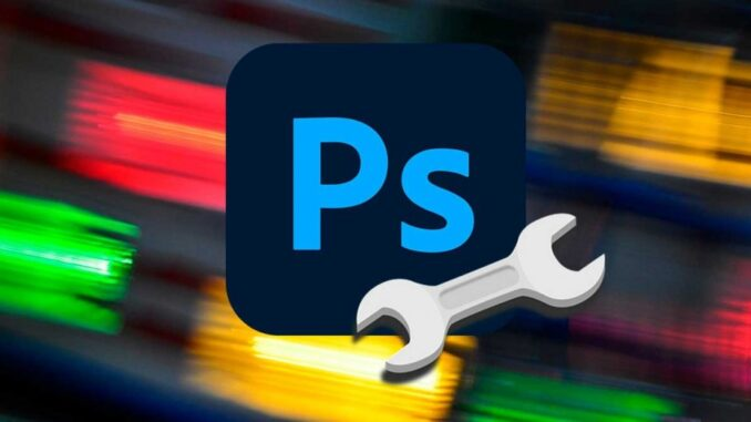 Restore Default Photoshop Settings