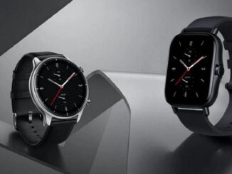 Amazfit GTS 2 and GTR 2 Smartwatch