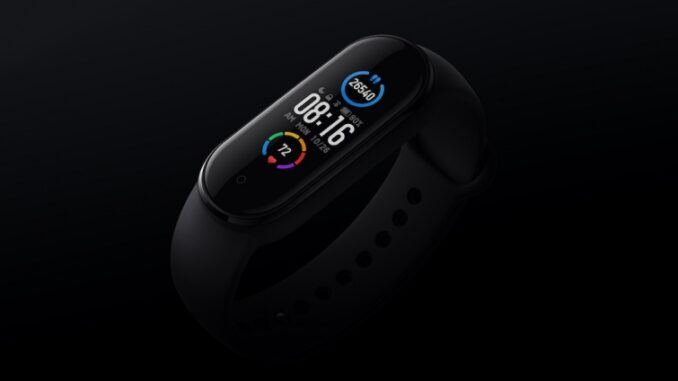 Synchronization Problem of Mi Band 5 and Mi Fit