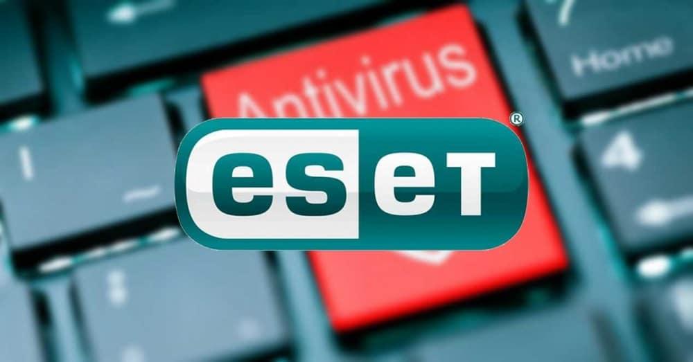 Update ESET Antivirus to Protect Windows