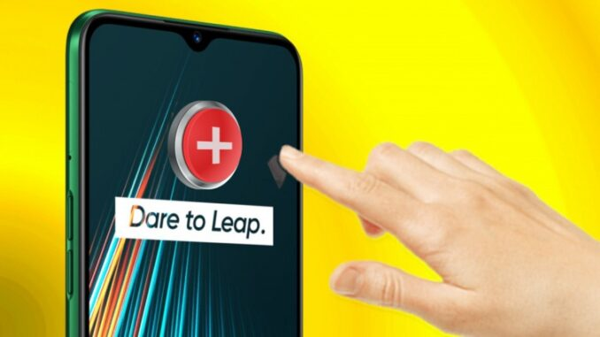 Realme: How to Activate Emergency Contacts