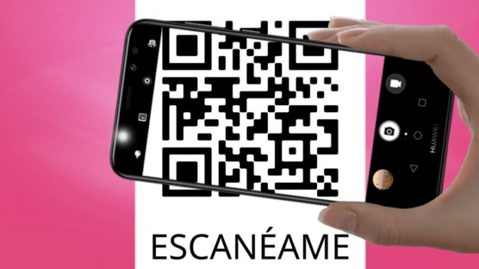 Scan QR Codes on a Huawei Mobile with EMUI 10