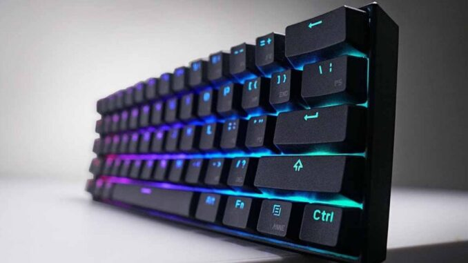 Best Mechanical Gaming 60% Keyboards