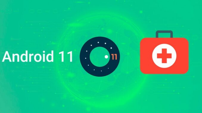 Fix Android 11 Problem with Recent Apps