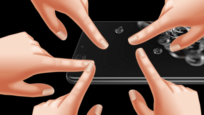 Samsung: How to Avoid Accidental Touches