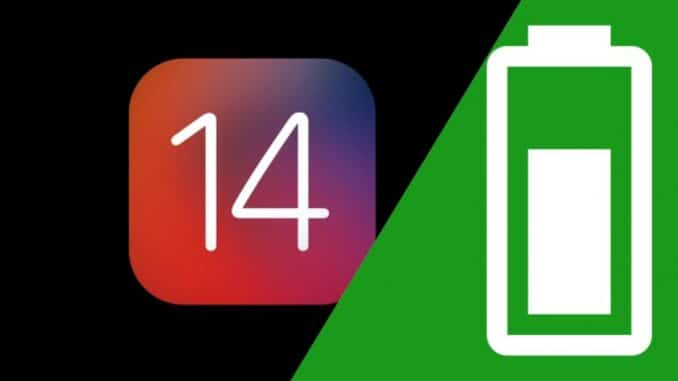Battery Problems in iOS 14.0.1