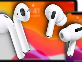 How to Sync AirPods with an iPhone or iPad