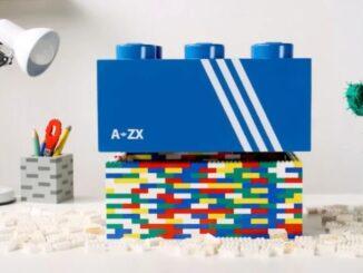 Boîte Lego Adidas