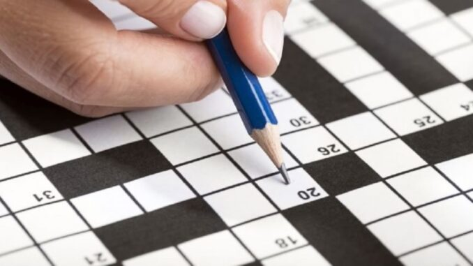 Crossword Games for iPhone