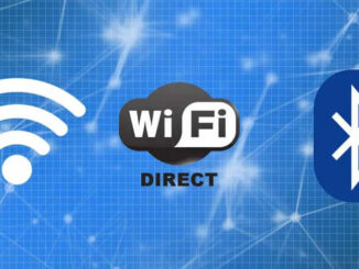 WiFi Direct Bluetooth