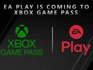 Xbox Game Pass și EA Play