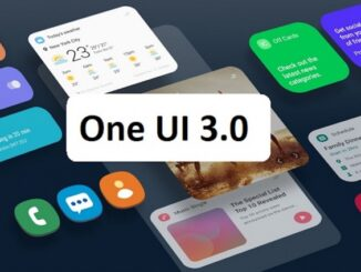 All Samsung Mobiles tol Be Updated to One Ui 3.0