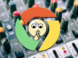 Control the Sound of Open Tabs in Chrome