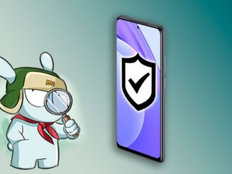 Privacy in MIUI 12: How to Share Photos Safely