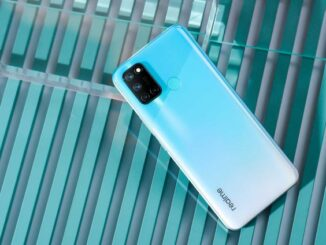 Activate the Google Assistant on a Realme with Buttons