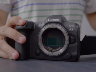 How to Improve Dissipation Canon EOS R5 and Record 8K Video