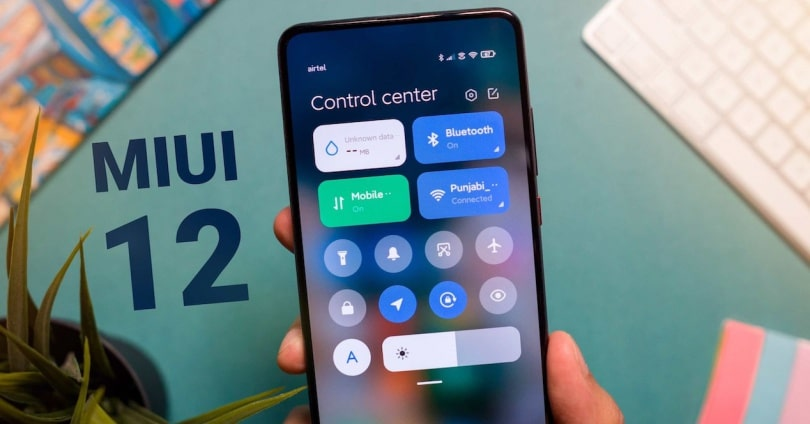 MIUI 12 Update for Redmi Note 9 Pro and Note 7 Pro