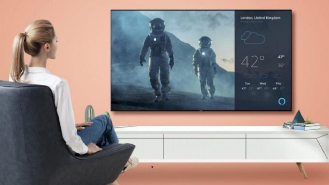 55-inch Smart TV with Excellent Quality/Price Ratio