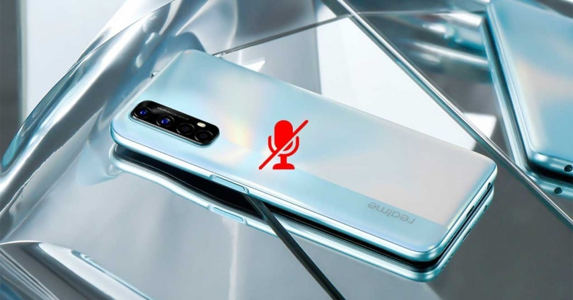 Realme Phones: How to Mute Calls with a Gesture