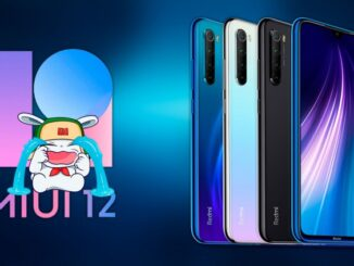 Redmi Note 8 and 8T Updated to MIUI 12