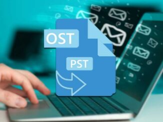 OST and PST Files